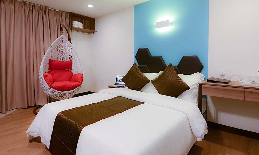 URBAN-DELUXE-WINDOW-Room-Kuching-Malaysia