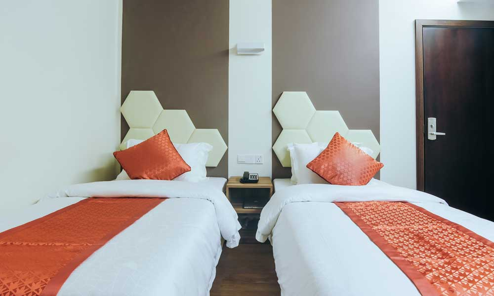 Urban-Twin-Room-Kuching-Malaysia_